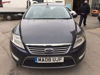 2008 Ford Mondeo diesel, starts and drives very well, MOT until March 2018, clean inside and out, ca