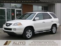2004 Acura MDX Tech Package