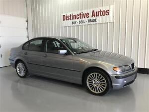2004 BMW 3 Series 325xi All Wheel Drive LEATHER **SOLD**