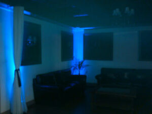 up-lighting for any event Cambridge Kitchener Area image 3