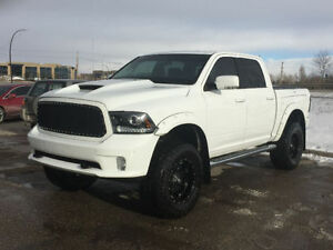 2014 Ram 1500 Sport Loaded Pickup Truck