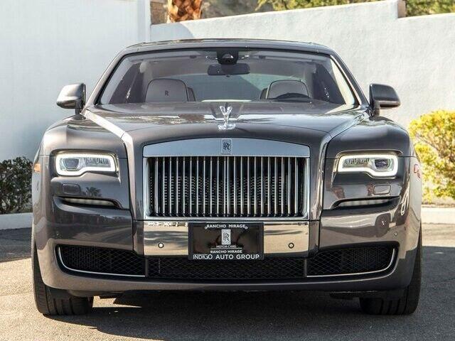 Image 3 Coche Americano usado Rolls-Royce Ghost 2016