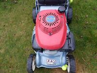 HRB415C2 Izy Brand New Cutting Deck Self Propelled Petrol Lawnmower Lawn Mower