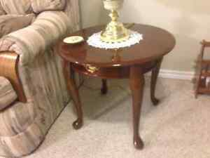 3 piece coffee and end tables St. John's Newfoundland image 2