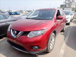 2014 Nissan ROGUE SV - Pano Roof! NO ACCIDENTS!!  LOW KM