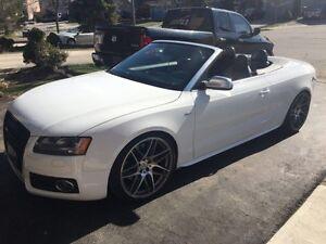 2010 Audi S5 Convertible 3.0T Premium