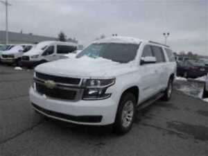2018 Chevrolet Suburban LS | Cloth | Backup Camera | AUX