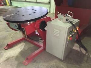 BRAND NEW WELDING POSITIONER / HB03-300KG