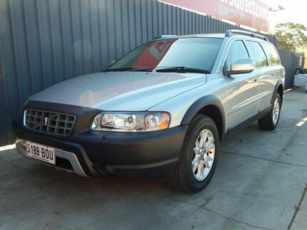 2007 Volvo XC70 MY07 LE Silver 5 Speed Sports Automatic Wagon Blair Athol Port Adelaide Area Preview