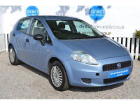 FIAT GRANDE PUNTO Can't get finance? Bda credit, unemployed? We can help!