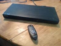 Samsung DVD player with remote P380 - XAC