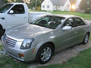 2007 CADILLAC CTS 2.8 LITRE $4995