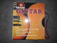 Ultimate Guitar, Books, DVD, and CD, in one Book