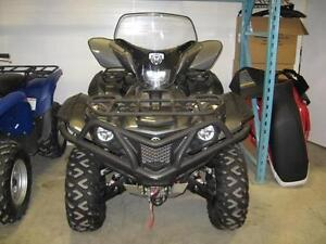 2016 YAMAHA GRIZZLY 700 SE EPS