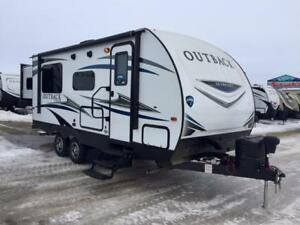 2018 Outback Ultralite with Bunks! 21OURS CM