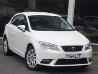 SEAT Leon 1.2L TSI SE Sport Coupe w/ Technology Pack (64 Plate)