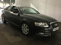 2009 Audi A6 Saloon 2.0TDI 136, SAT NAV, AIR CON, ***BUY FOR ONLY £36 A WEEK***