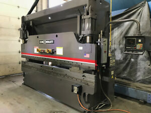 Cincinnati 90CB10 Hydraulic Press Brake (#2005)