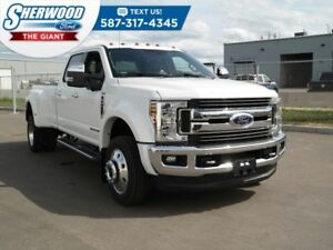 2018 Ford Super Duty F-450 DRW XLT