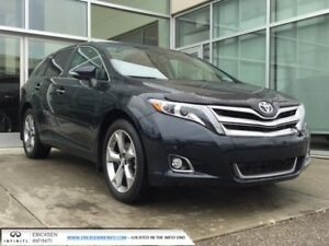 2014 Toyota Venza LIMITED/AWD/NAVIGATION/BACK UP MONITOR/HEATED