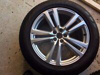 Q7 Pirelli Tyres (285/45 R20)