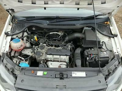 VW POLO MK5 6R 09-16 1.2L PETROL COMPLETE ENGINE CODE CGP 65K 30 DAYS WARRANTY
