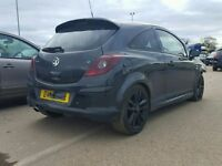 corsa d limited edit breaking for spares