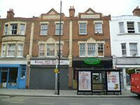 Available furnished. One double bedroom flat situated on Askew Rd with excellent choice .