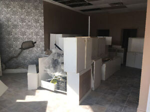 Various Cabinets/Cupboards/Storage