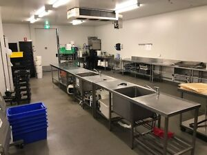 Commercial kitchen Alexandria Inner Sydney Preview