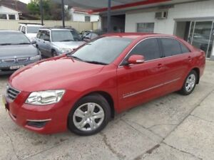 2008 Toyota Aurion GSV40R AT-X Red 6 Speed Auto Sequential Sedan Sylvania Sutherland Area Preview