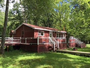 Water Access Cottage, Trent River, Just Listed!
