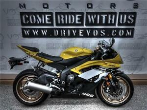 2016 Yamaha YZFR6 - V2381NP - **Free Delivery in the GTA