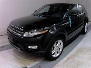 2015 RANGE ROVER EVOQUE 68KM NAVIGATION PANOROOF