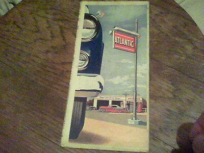 1956 Atlantic Richfield Company Maine Vermont, New Hampshire wb13