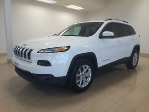 2017 Jeep Cherokee North, 4X4, V6, TEMPS FROID, ATTELAGE, CAMERA