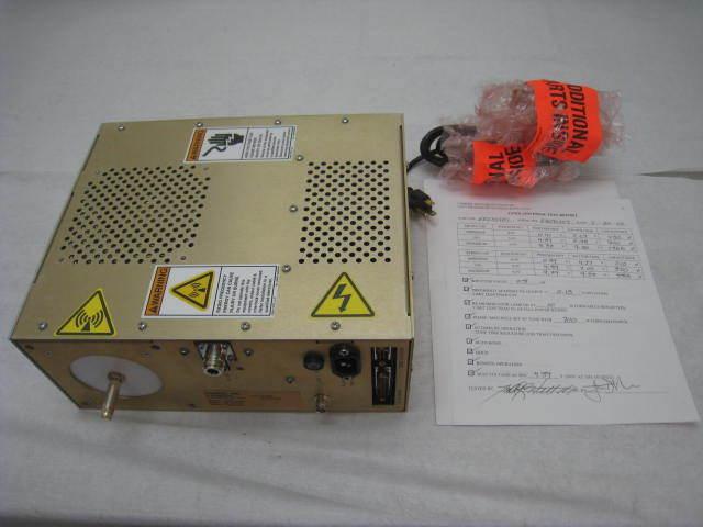 COMDEL INC. CPMX-2500, Match Pro, RF Matching Network, FP2307R1 Novellus 21-2405