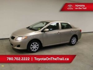 2010 Toyota Corolla LE 4dr FWD 4-Door Sedan