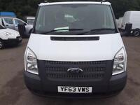 Ford Transit 2.2TDCi ( 125PS ) ( EU5 ) ( RWD ) 350L 350 LWB DRW TIPPER