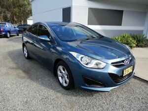 2014 Hyundai i40 VF2 Active Blue 6 Speed Sports Automatic Sedan