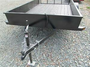 SIDE x SIDE TRAILER  HUGE SALE! Prince George British Columbia image 3