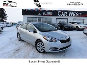2016 Kia Forte LX | HEATED SEATS | AIR CONDITIONING | CRUISE CON