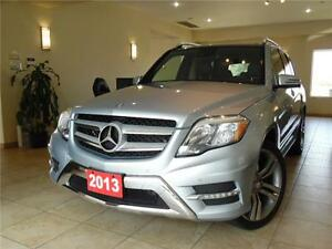 2013 Mercedes GLK350 4Matic Nav|Rear Cam|Pano Roof!