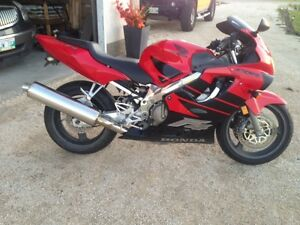 Honda CBR 600 Bike for sale!!