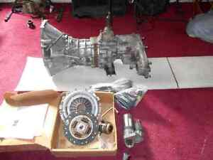 Professionally restored AX-5 transmission various Jeep YJ items