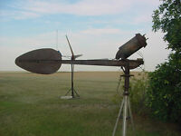 Winpower antique wind generator,wincharger,windcharger and parts
