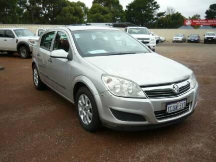 2008 Holden Astra Hatchback Collie Collie Area Preview