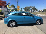 2005 Holden Astra AH MY06 CD Blue 5 Speed Manual Coupe Laverton Wyndham Area Preview