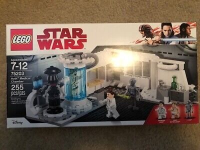 Lego Star Wars 75203 Hoth Medical Chamber NEW!! FREE SHIPPING!!