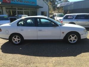 1998 Holden Commodore VT Executive White 4 Speed Automatic Sedan Wauchope Port Macquarie City Preview